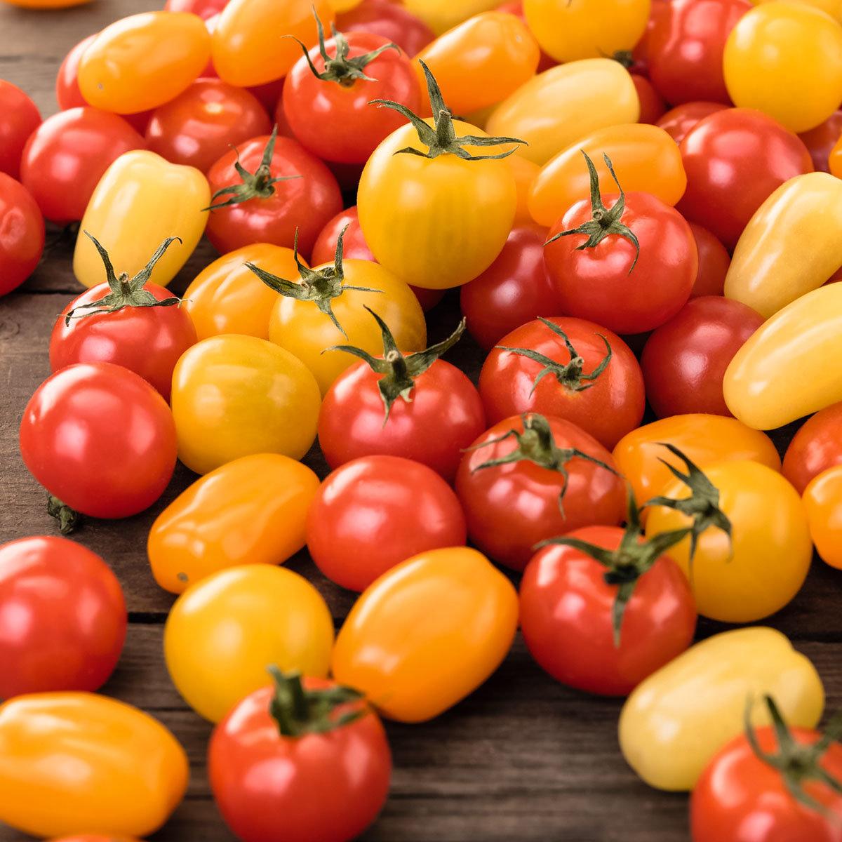 Sortiment Bunte Cherry-Tomatenpflanzen, 4 Stück | #2
