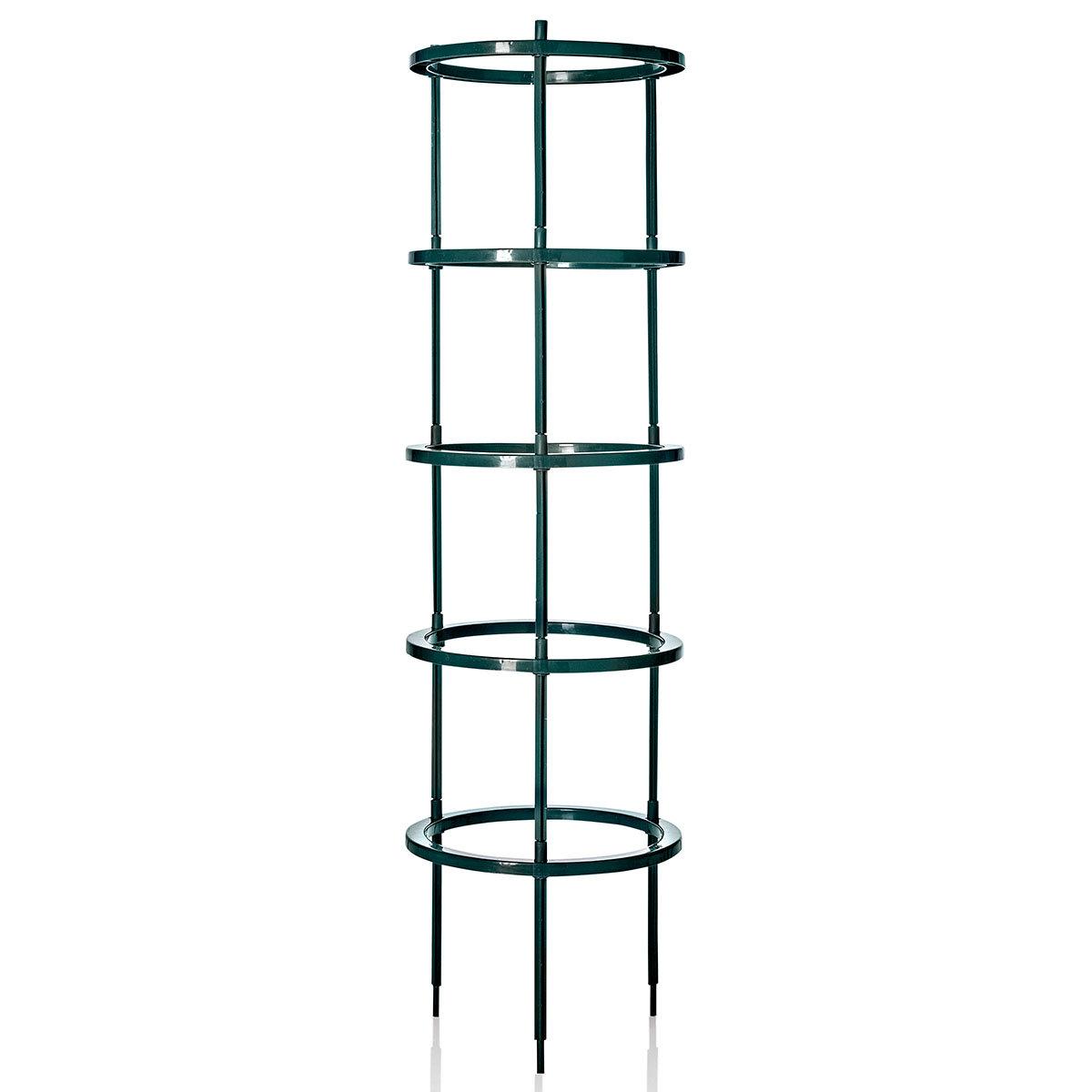 Rankhilfe, Kunststoff, grün, ca. 120 x 32 cm | #2