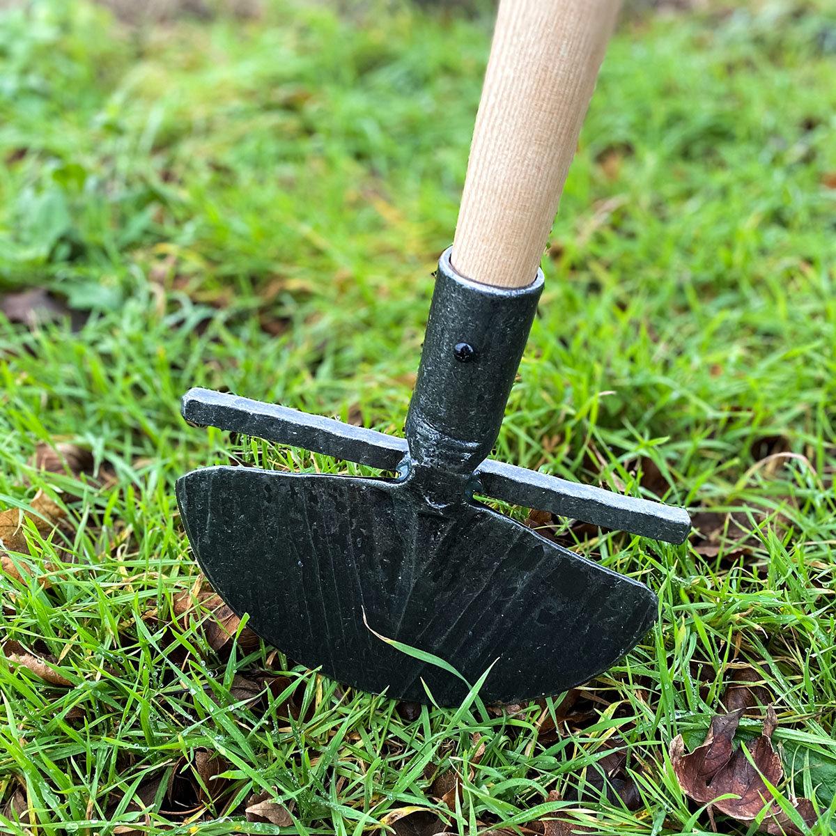 Rasenkantenstecher mit Tritt, 100 cm | #2