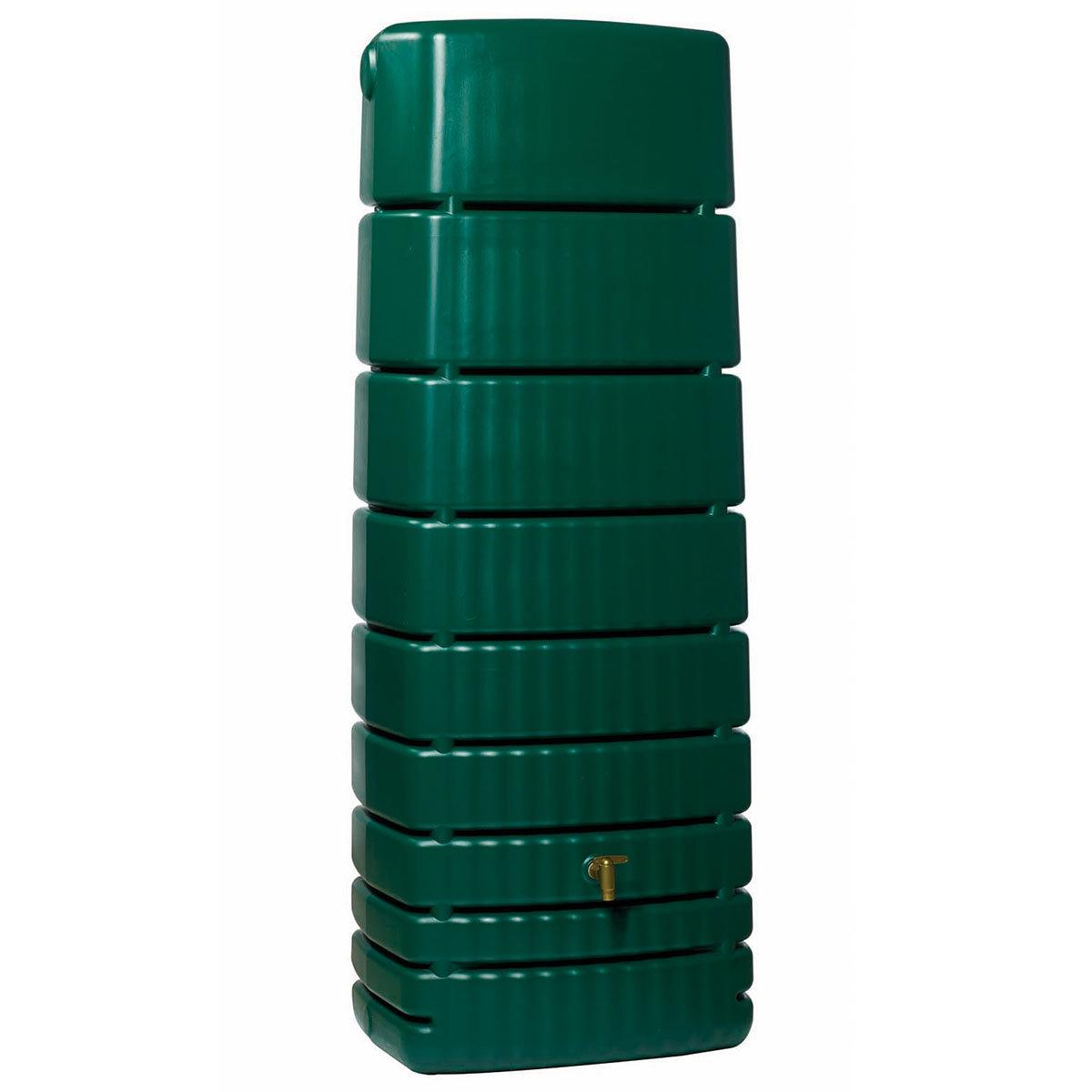SLIM Wandtank 650 L, dunkelgrün   #2
