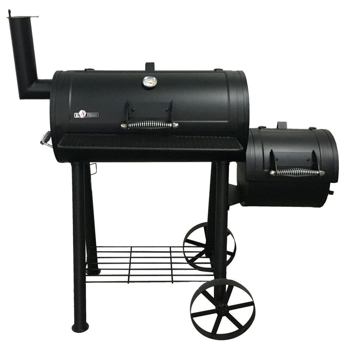 Holzkohlegrill Smoker Edmondton | #2