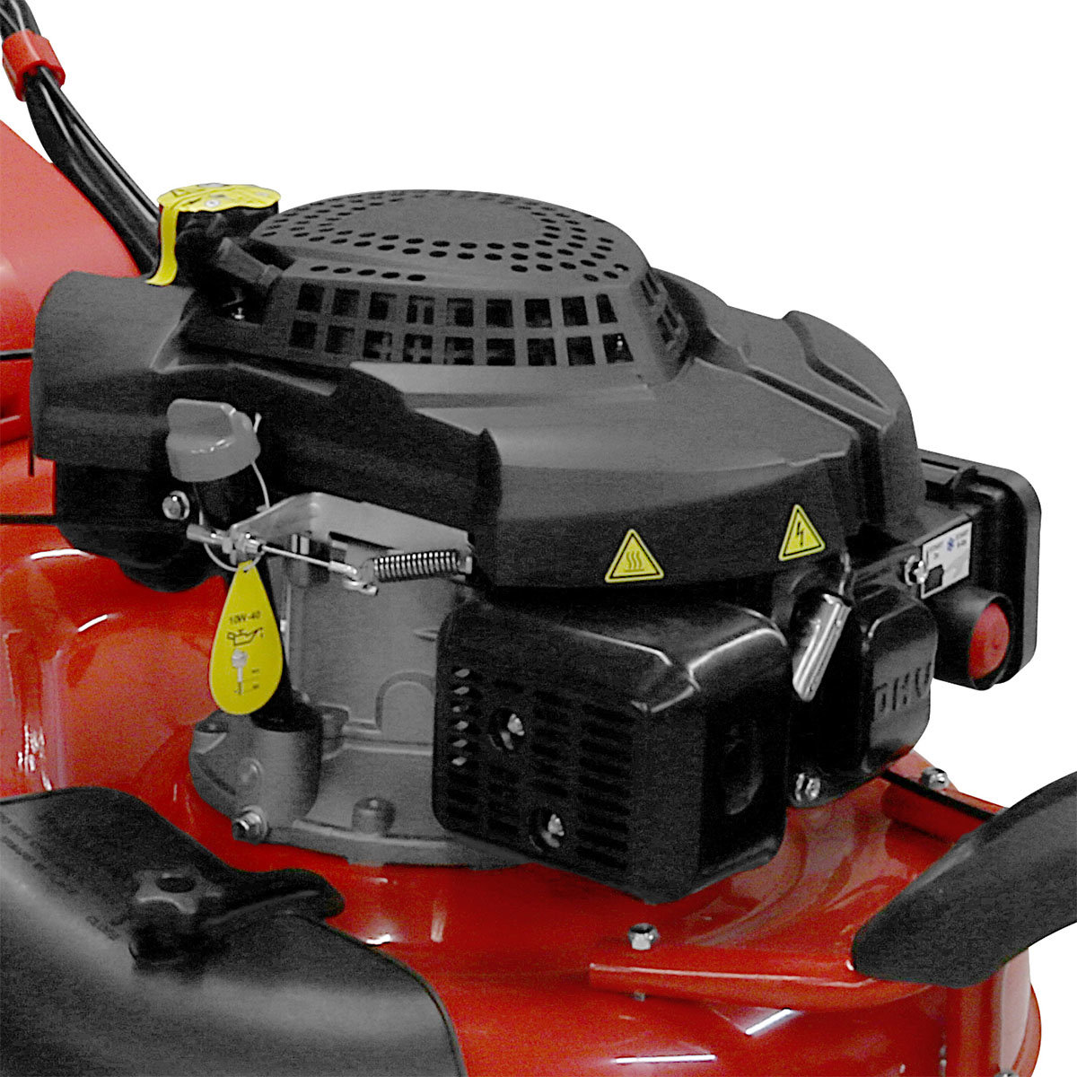 Benzin-Rasenmäher Big Wheeler Trike 565/5 | #2