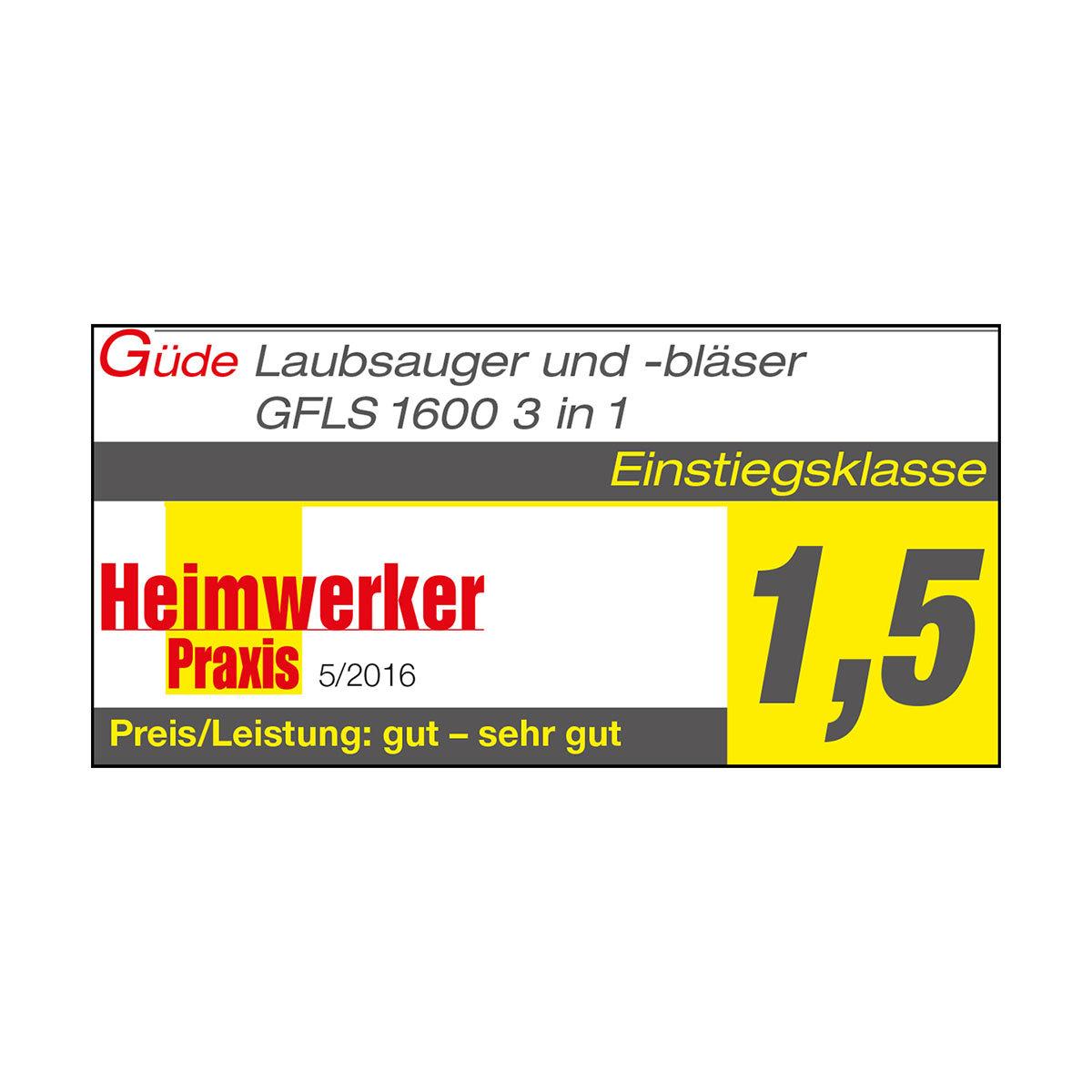 Laubsauger GFLS 1600 3in1   #2