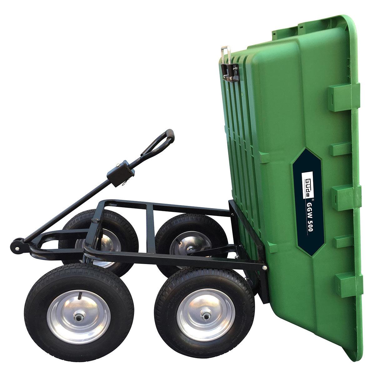 Gartenwagen GGW 500 mit Kippfunktion, ca. 225 Liter | #2