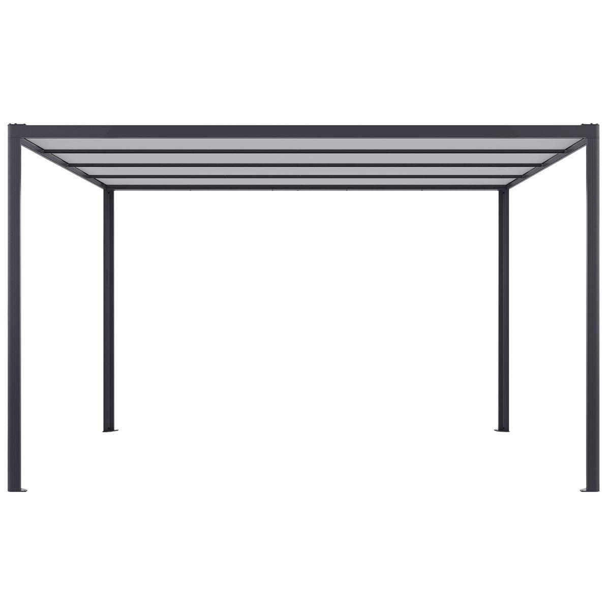Pergola Tissu Solair, 394 x 394 cm   #2