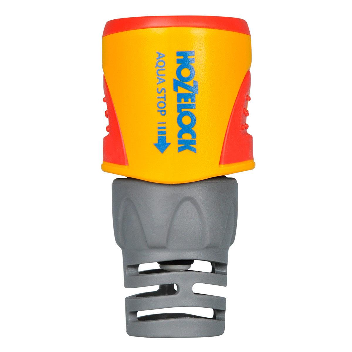 Schlauchkupplung mit Aquastop, 15 & 19mm | #2