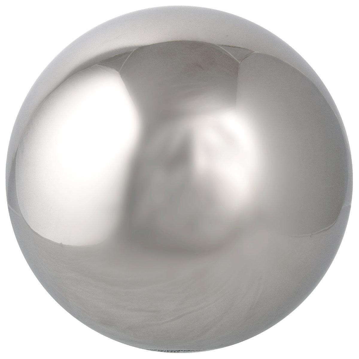 Dekokugel Edelstahl L, 20 cm | #2