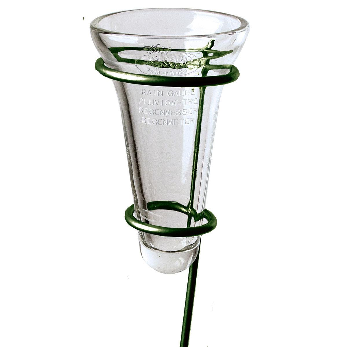 Regenmesser Deluxe, aus Glas, ca. 133 cm | #2