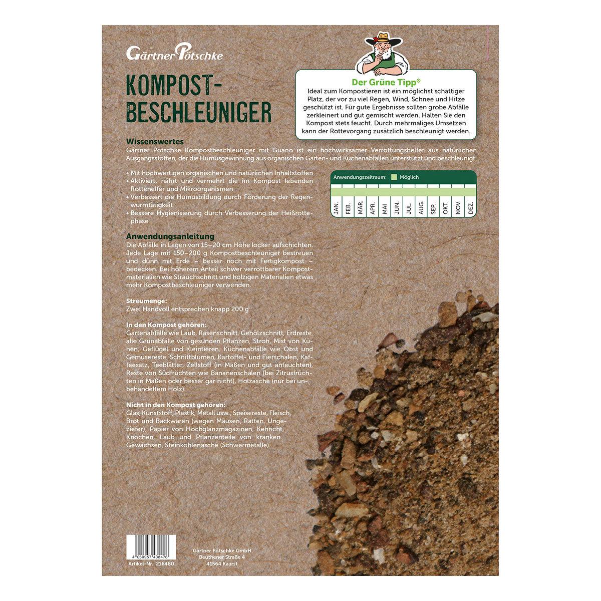 Kompostbeschleuniger, 2,5 kg | #2