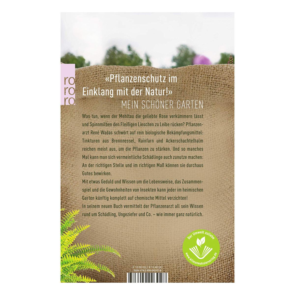 Der Pflanzenarzt Gesunder Garten Ohne Chemie Online Kaufen Bei Gartner Potschke
