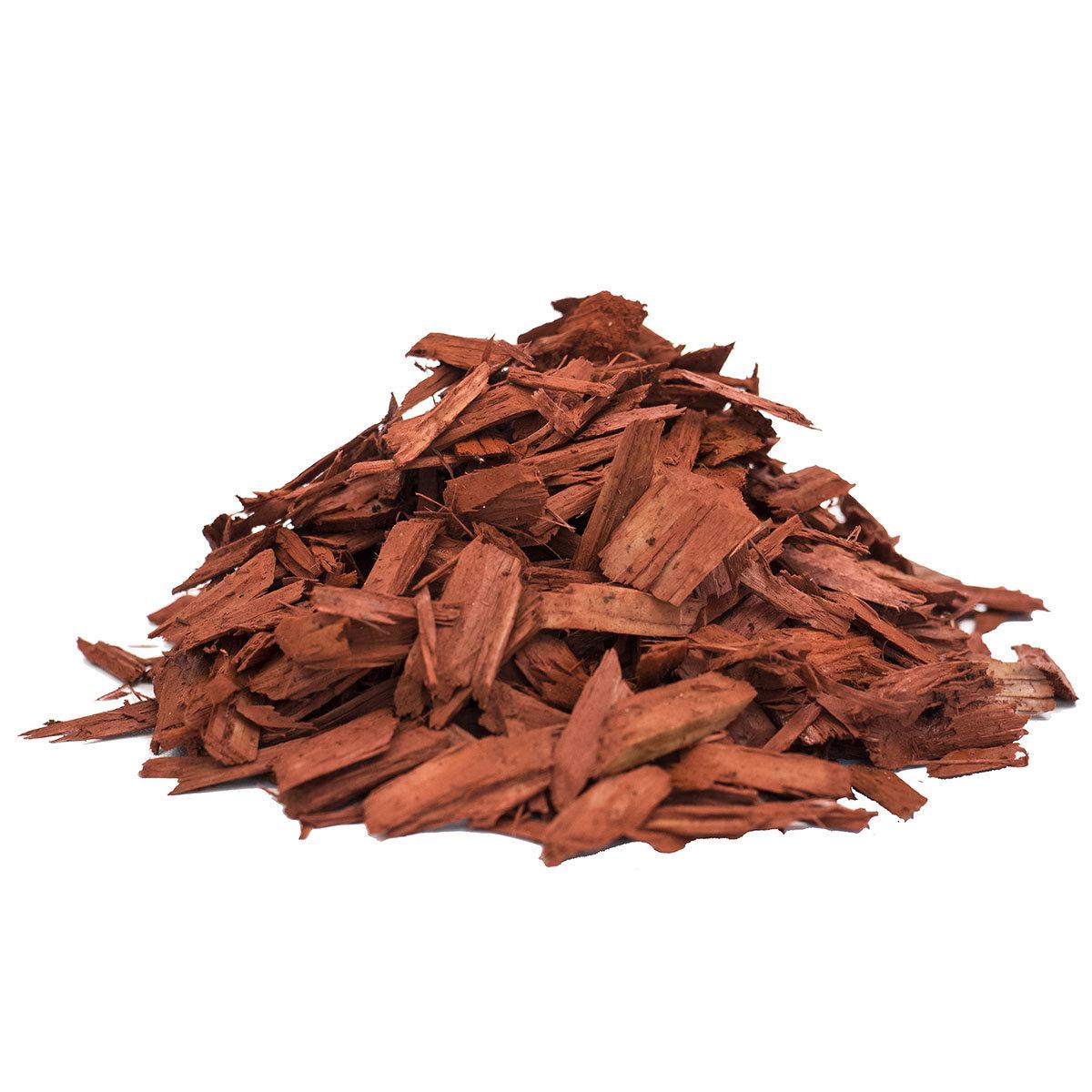 Holzdekor rot, 80 Liter | #2