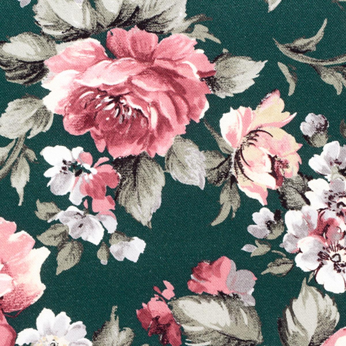 Gartenstuhl-Auflage Lissa, Blume-petrol | #2