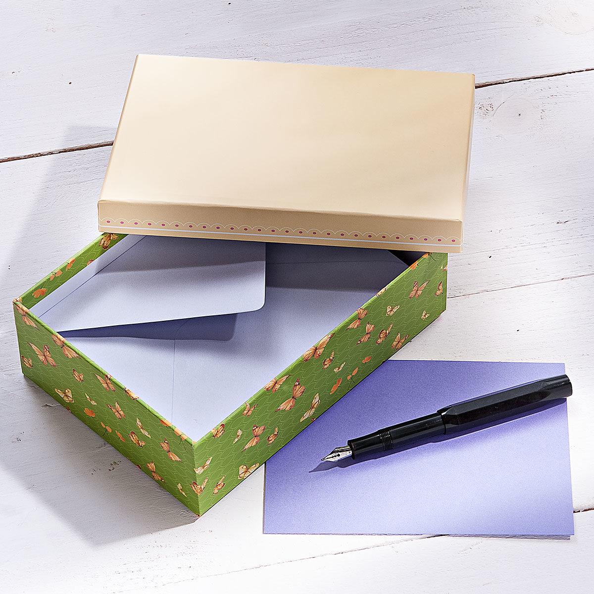 Geschenkeboxen Set, kunterbunt, 10-teilig | #2