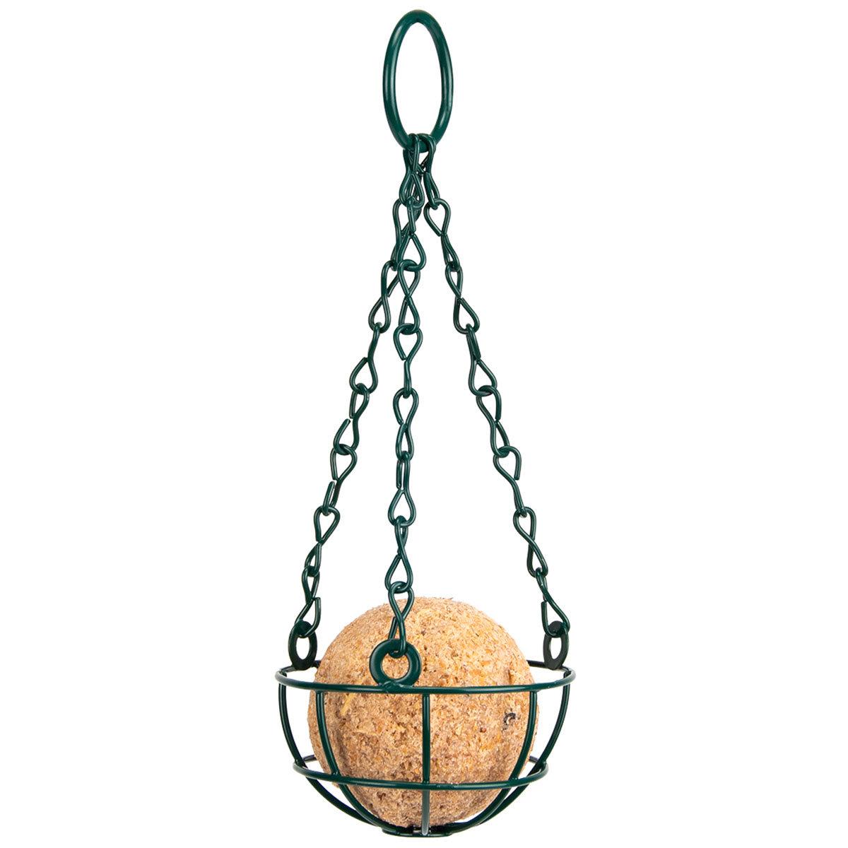 Ganzjahres-Meisenknödel ohne Netz, mit Halter, 35 Stück, Vorratspack | #2