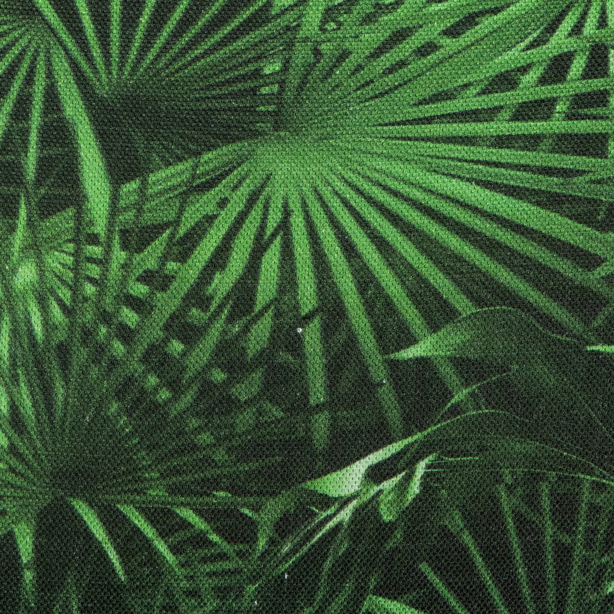 Sessel-Auflage Tarent, grüne Palme | #2