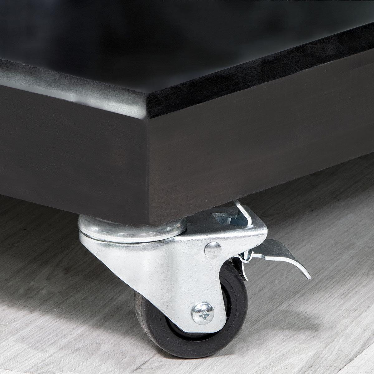 Granit-Schirmständer mit Lenkrollen, ca 120 kg | #2