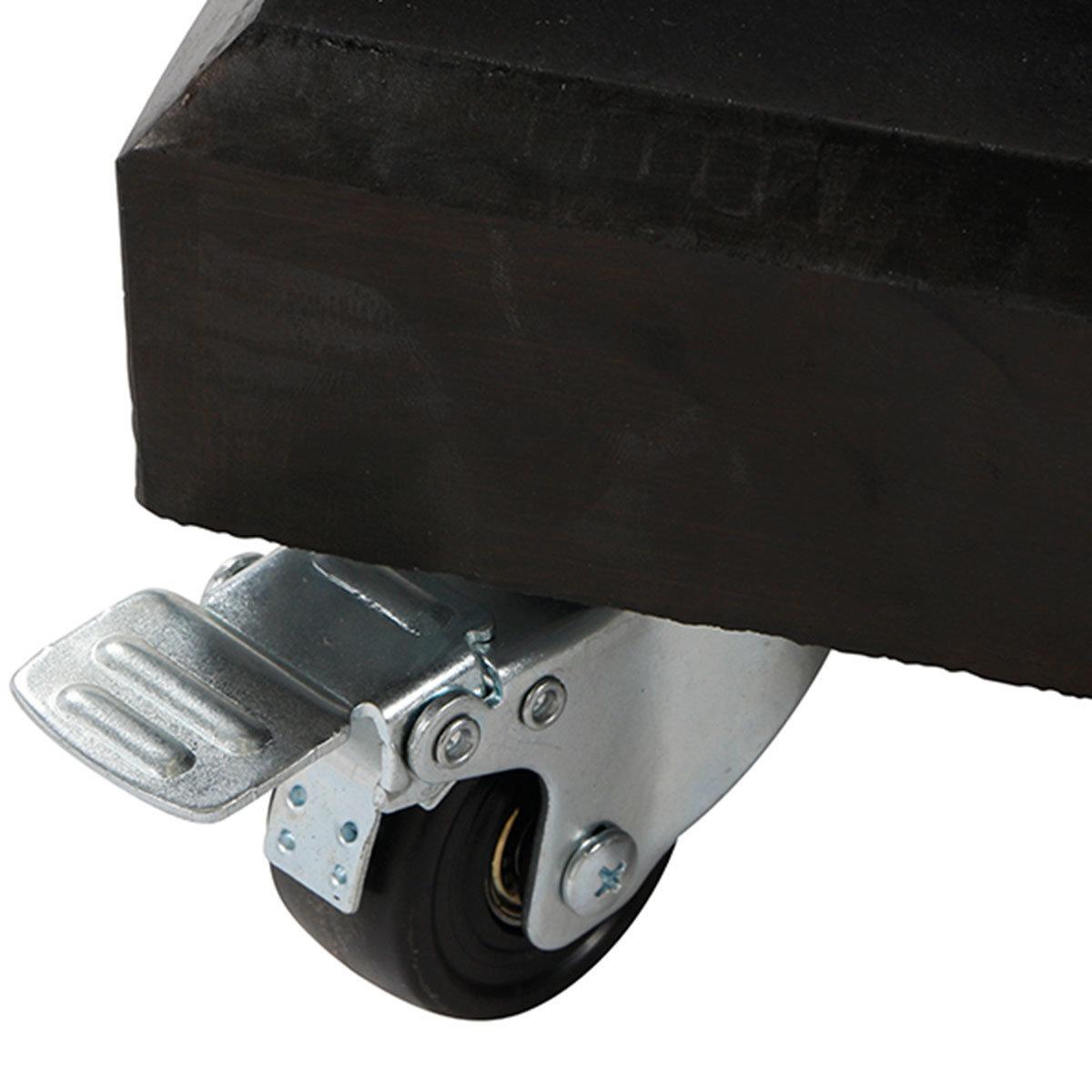 Granit-Schirmständer mit Lenkrollen, ca 90 kg | #2