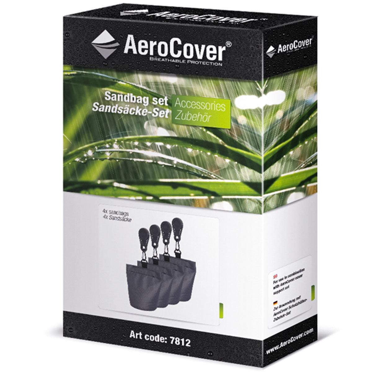 Sandsäcke AeroCover für Schutzhüllen | #2