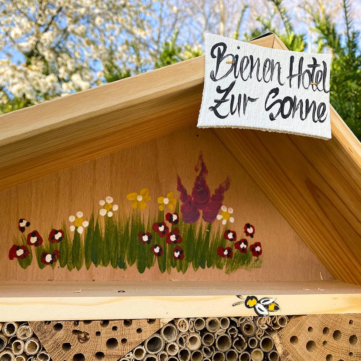 Bienenhotel Zur Sonne | #2