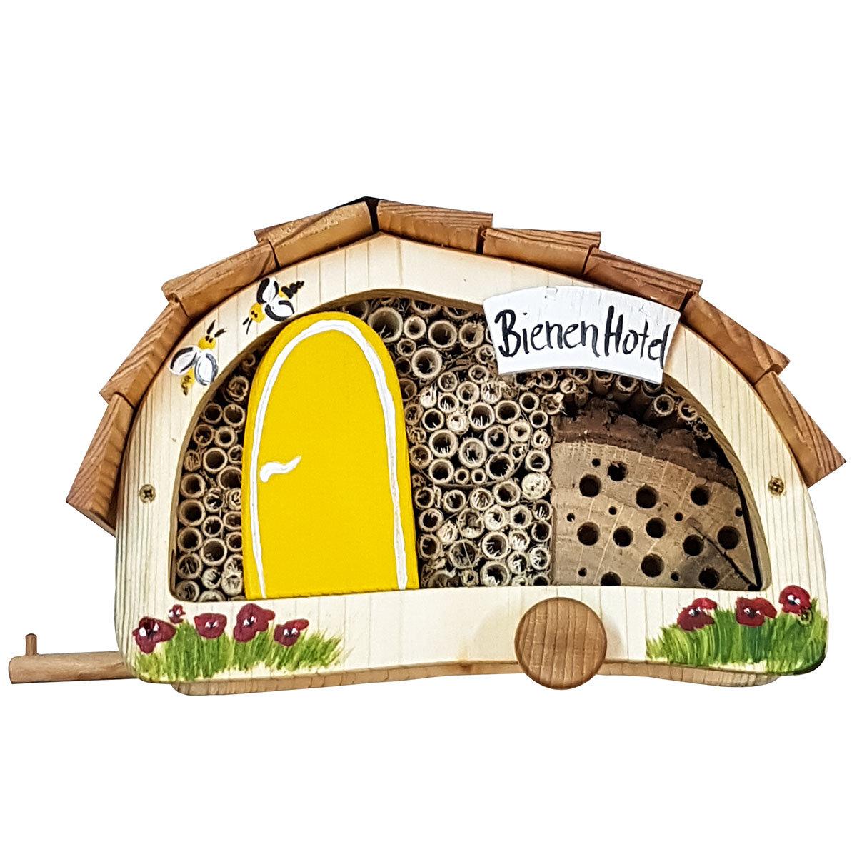 Bienenhotel Campingwagen | #2