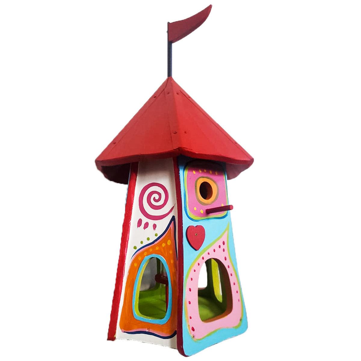 Nistkasten mit Vogelhaus Gute Laune | #2
