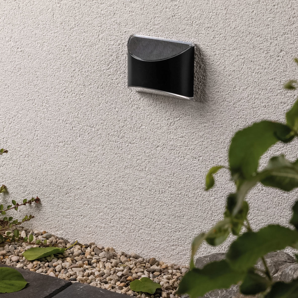 Outdoor Solar Wegeleuchte Elliot, 3000K 7lm IP44 Metall/Kunststoff, anthrazit | #2