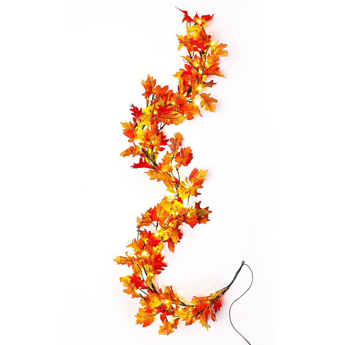"LED ""Herbstzauber"" Lichterkette | #2"