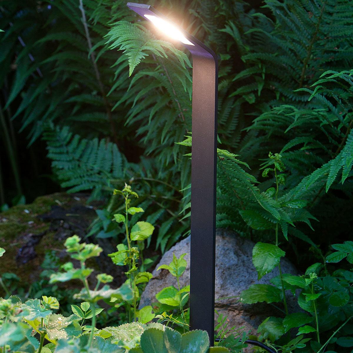 Smart Light Uferleuchte, 4 W, Metall, warmweiss,   #2