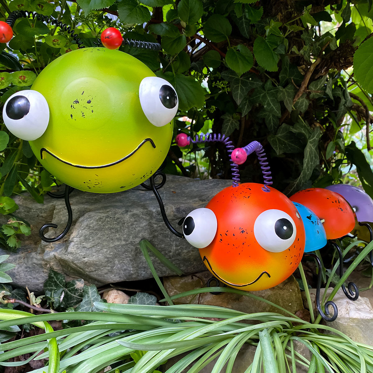 "Garten-Raupe ""Riley Smiley"" | #2"