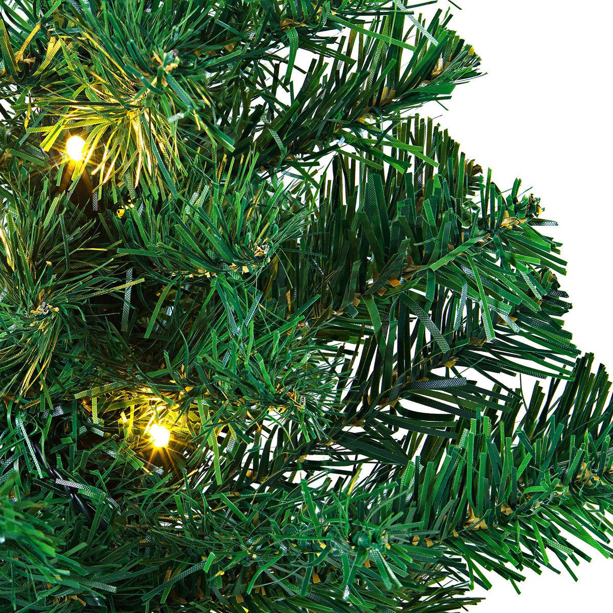 Lichter-Weihnachtsbäumchen, 4er Set | #2
