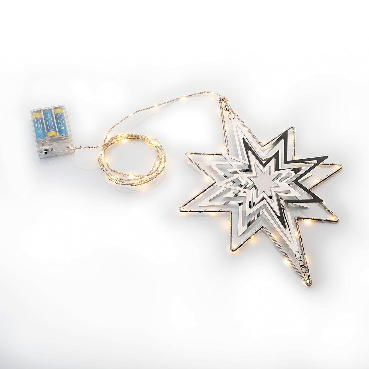 LED-Hängedeko Polarstern | #2