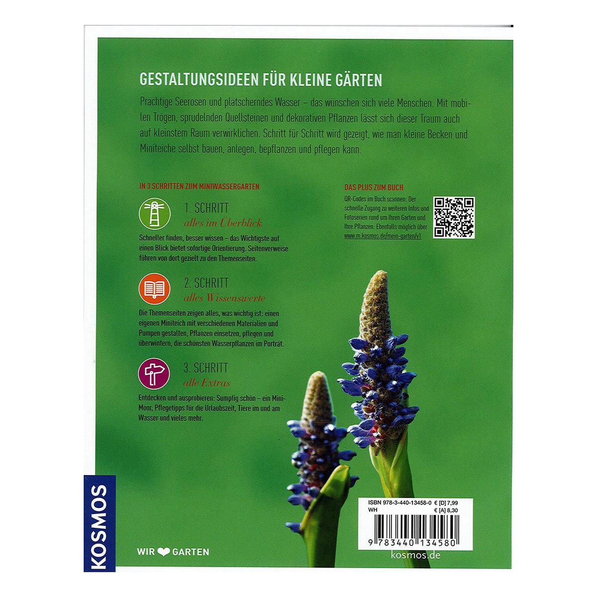 Miniwassergärten - Gestalten, pflanzen, pflegen | #2
