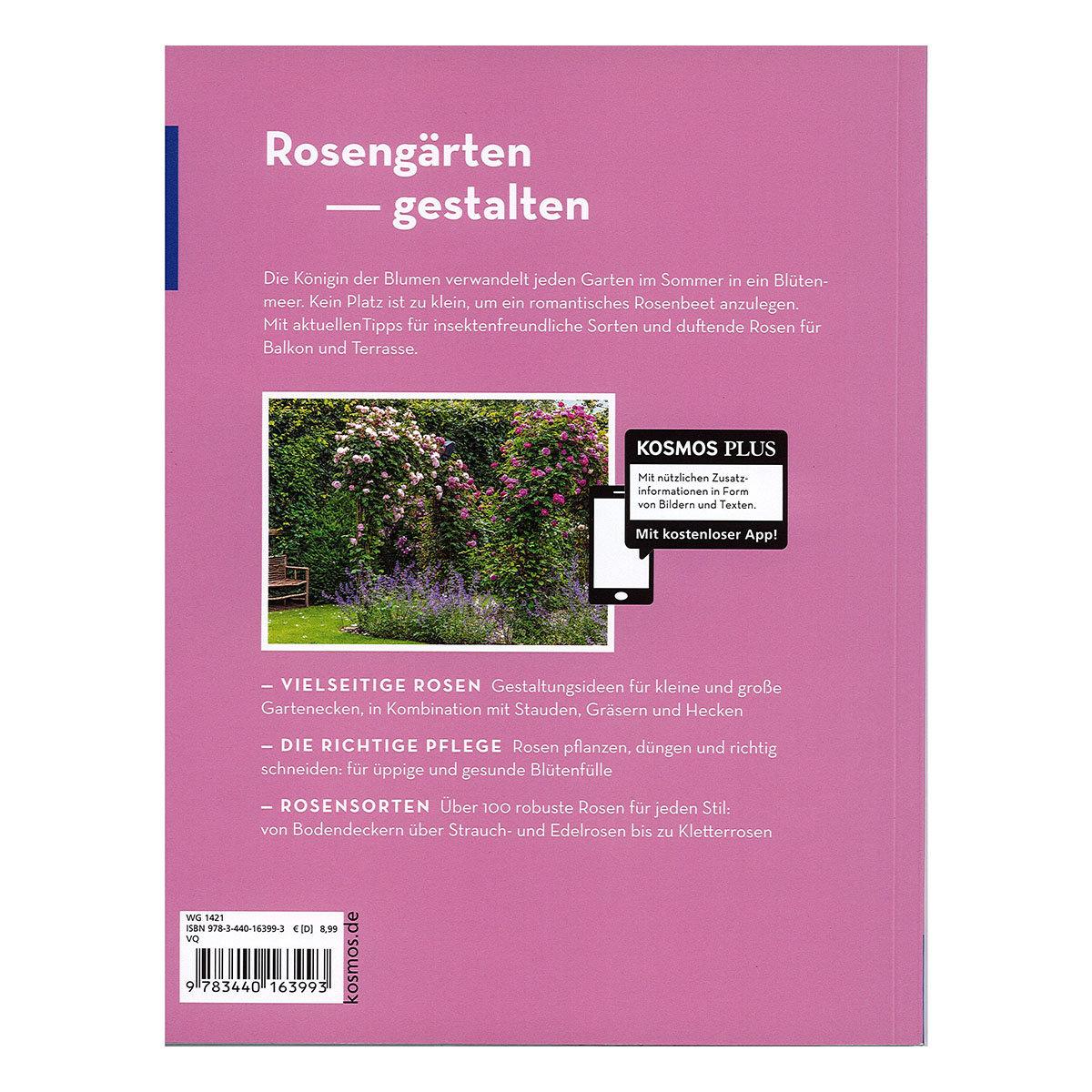 Rosen: Gestalten - Pflanzen - Pflegen | #2