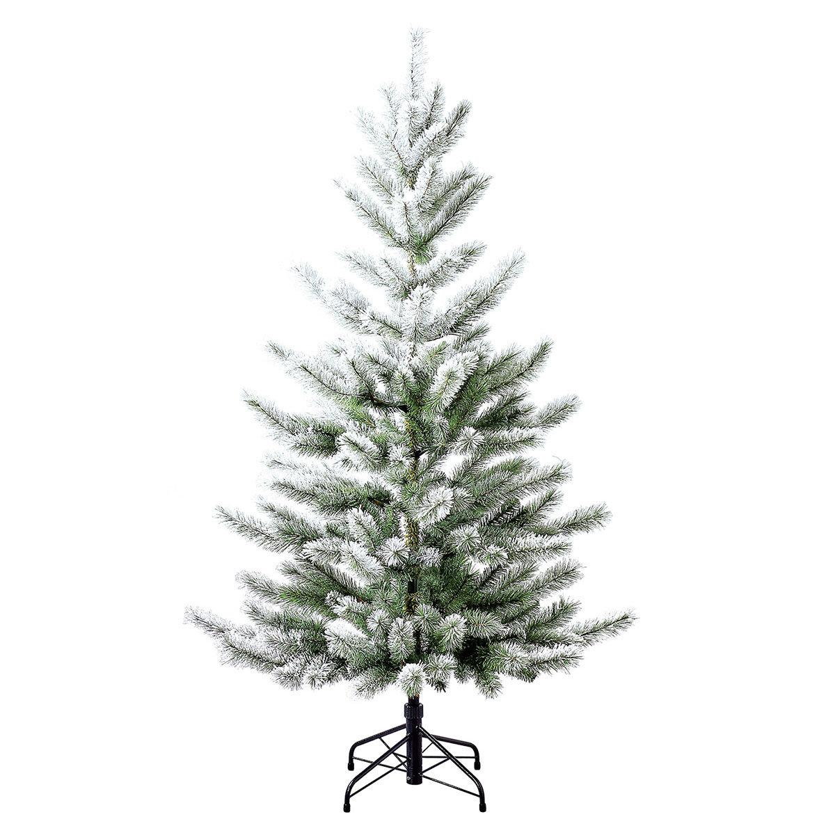Künstlicher Weihnachtsbaum Kiefer mit Schneeoptik, 180 cm   #2