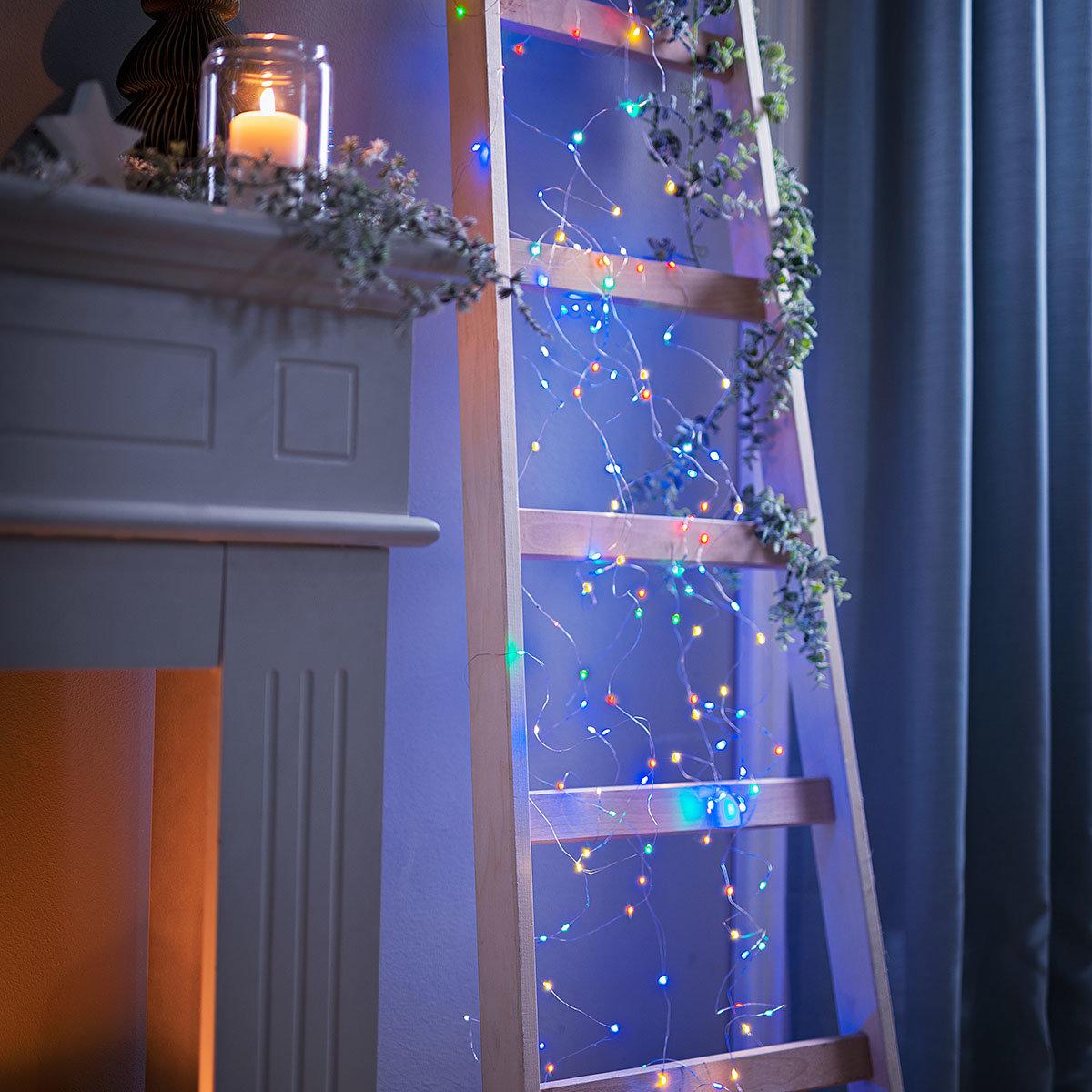 Sparset LED-Lichterkette Colori Garden 10m, 100 LEDs, 2er-Set | #2