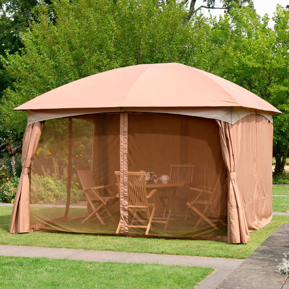 insektenschutznetz f r pavillon luxury palace kl online kaufen bei g rtner p tschke. Black Bedroom Furniture Sets. Home Design Ideas