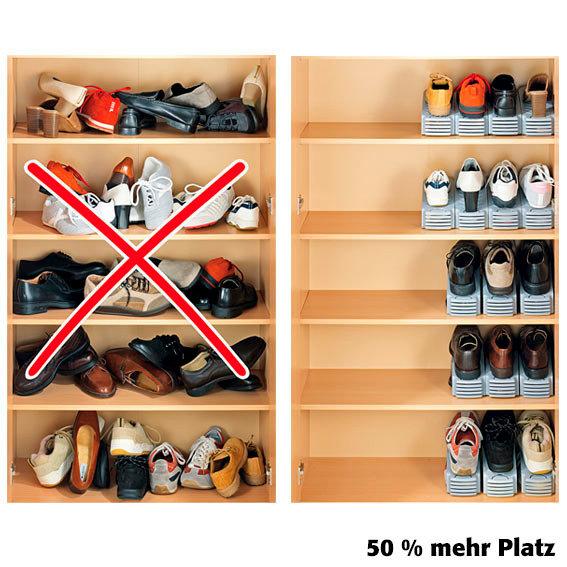 Schuhhalter, 4er-Set | #2