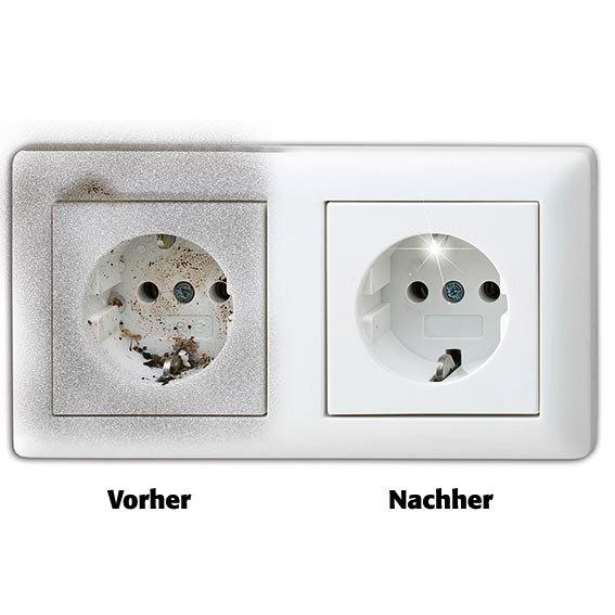 Steckdosen-Reiniger Safety first   #2