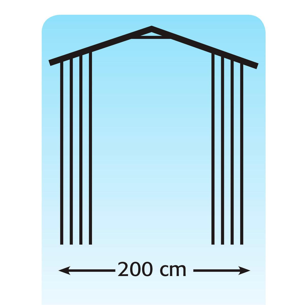 rosenbogen holz durchgangsbreite 200. Black Bedroom Furniture Sets. Home Design Ideas