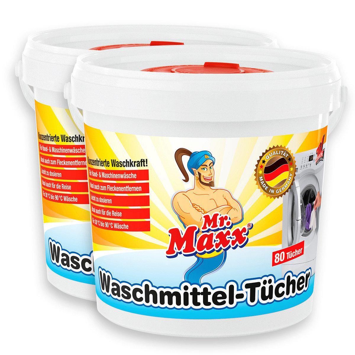 Waschmittel-Tücher Sauber & Rein, 160 Stück | #2