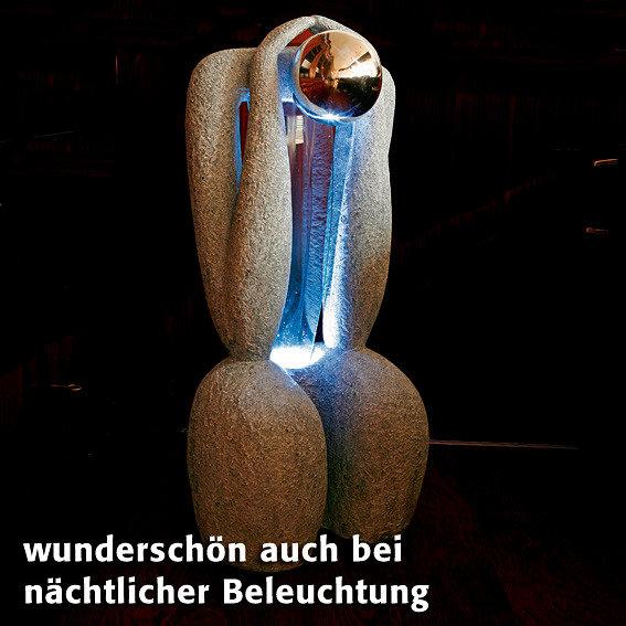 Wasserspiel Brunnen La Sculptura | von Gärtner Pötschke