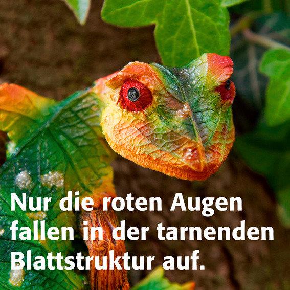 Wanddeko Baumechse Leafy | #2