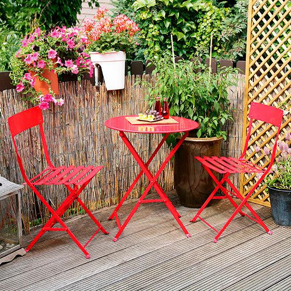 Sitzgruppe Cafe Rouge | #2