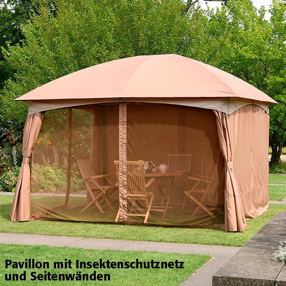 garten pavillon luxury palace gro online kaufen bei g rtner p tschke. Black Bedroom Furniture Sets. Home Design Ideas
