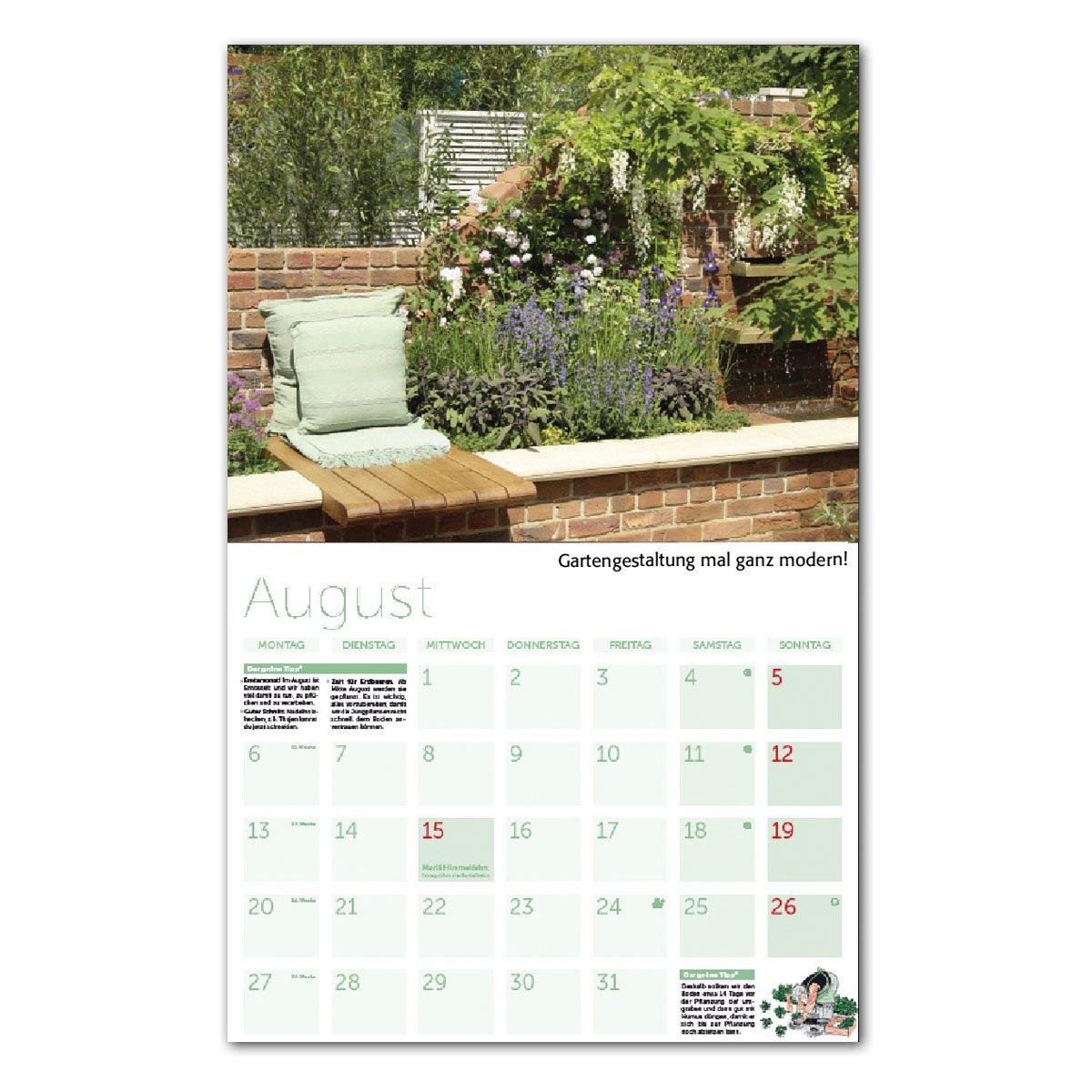 g rtner p tschkes maxi kalender von g rtner p tschke. Black Bedroom Furniture Sets. Home Design Ideas