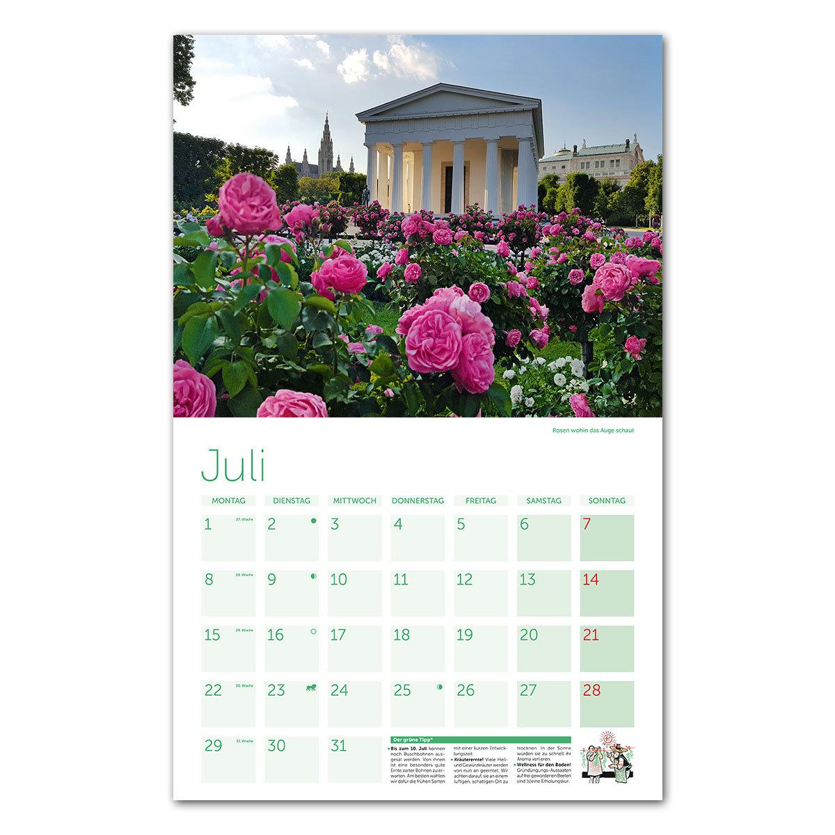 Gärtner Pötschkes Maxi-Kalender | #2