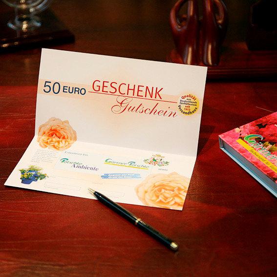 Gärtner Pötschkes Geschenk-Gutschein 50,- Euro | #2