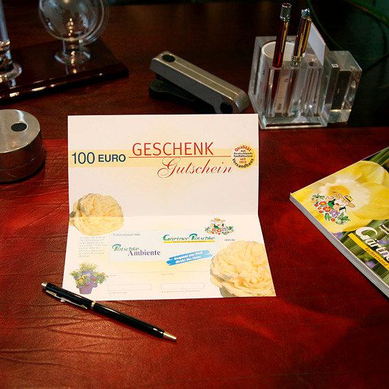 Gärtner Pötschkes Geschenk-Gutschein 100,- Euro | #2