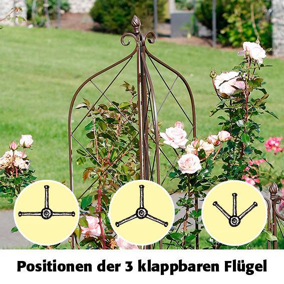 Kleines Rankspalier Town Garden, 115 cm | #3