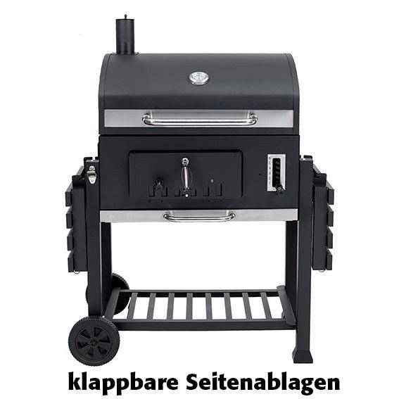grillwagen toronto xxl online kaufen bei g rtner p tschke. Black Bedroom Furniture Sets. Home Design Ideas